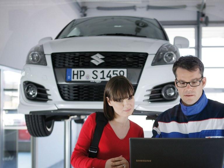 Suzuki Service APP